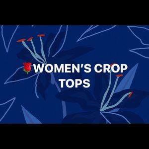 Other - Women's Crop Tops